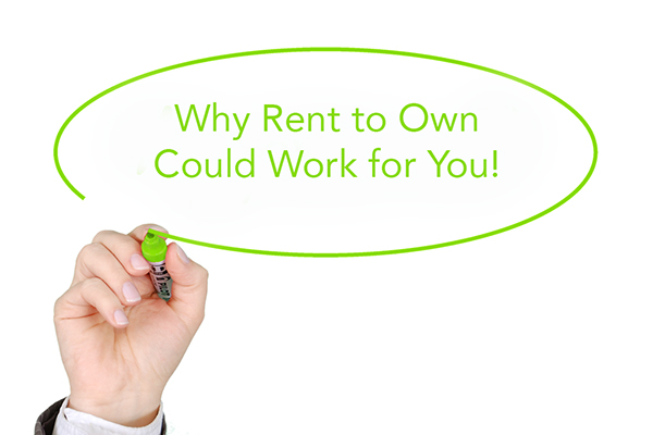 Why Rent to Own Could Help You Get Into Home Ownership