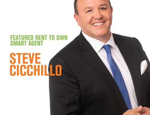 Clover Properties Featured Rent to Own Smart Agent: Steve Cicchillo