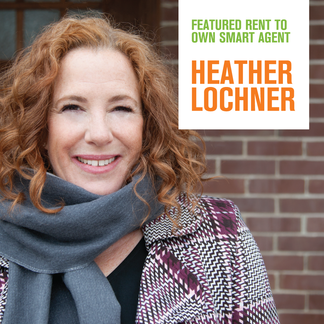 Clover Properties Featured Rent to Own Smart Agent: Heather Lochner