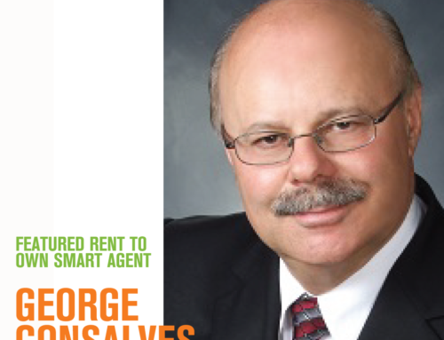 Rent to Own Smart Real Estate Agent Spotlight: George Gonsalves