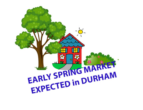 Early Spring Market Expected in Durham Region